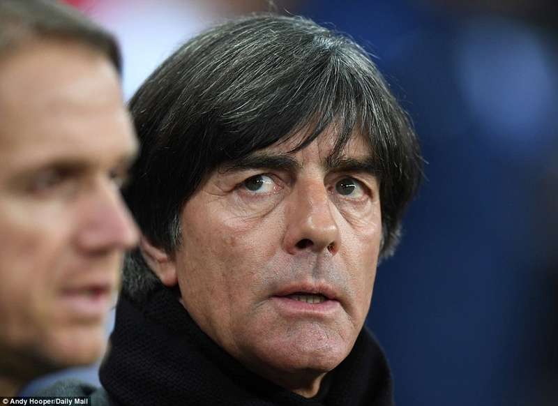 Arsene Wenger faces the end game at Arsenal with Germany coach Joachim Low favourite to replace him 46371b11