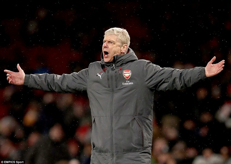 Arsene Wenger faces the end game at Arsenal with Germany coach Joachim Low favourite to replace him 49b6b210