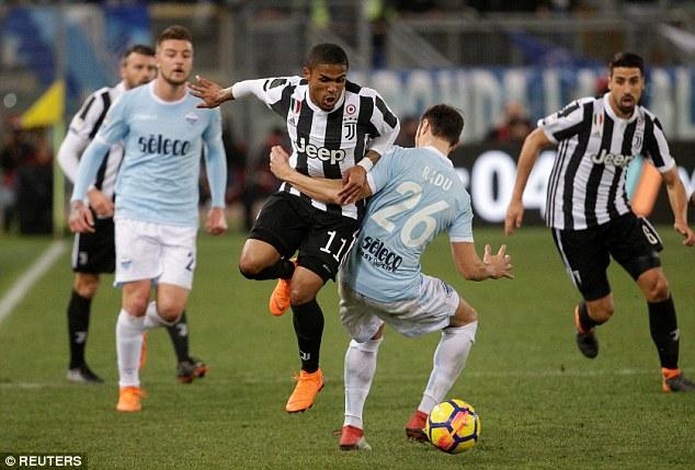 Lazio 0-1 Juventus: Paulo Dybala scores late winner 49c77610