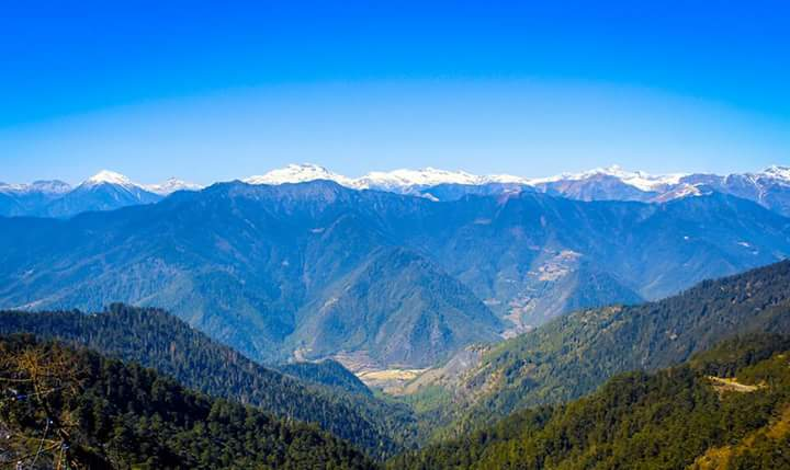 Bhutan, Land Of The Mountain Gods ভুটান ভ্রমন কাহিনী  Fb_img76