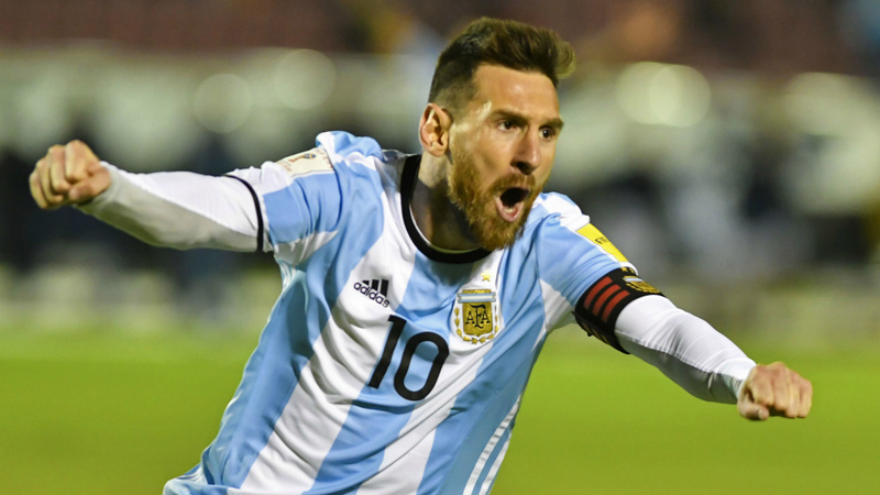 FIFA WORLD CUP 2018 SQUADS - All the players called up by every nation Messi10
