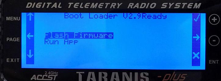 "[Tuto] Mettre à jour son module TX ""Multi STM32"" depuis sa radio Multi110"
