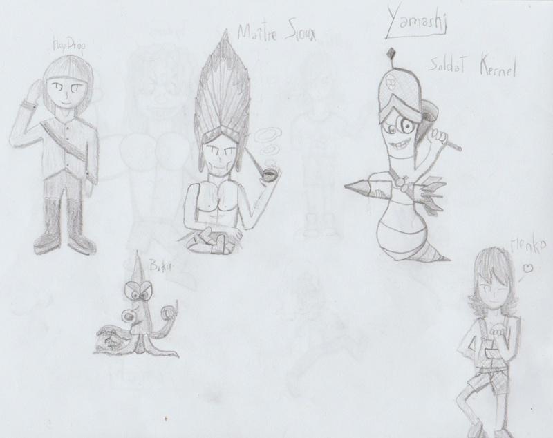 Galerie de Yama - Page 4 Numyri16