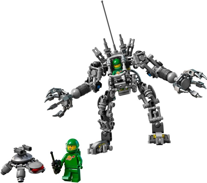 [Produits] Votre Collection de LEGO Ideas Exo-su10