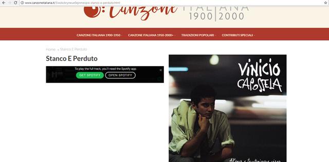 Il portale della canzone italiana Untitl11