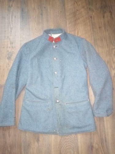 Authentification vareuse et culotte bleu horizon  48e39d10