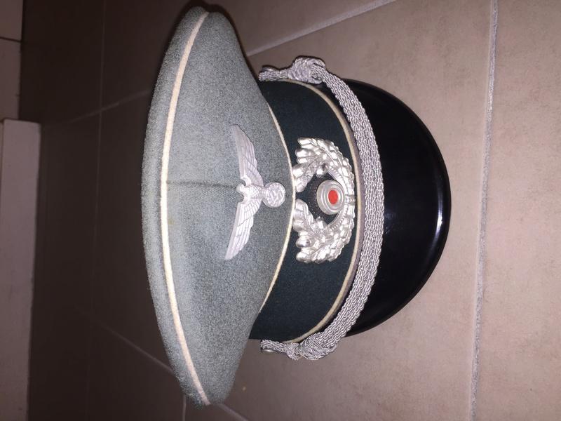 Casquette officier heer 4d33ac10