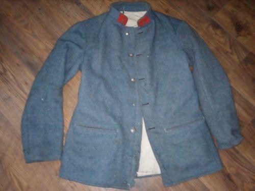 Authentification vareuse et culotte bleu horizon  6ba5de10