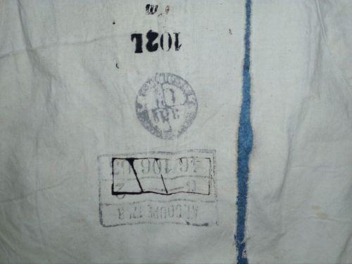 Authentification vareuse et culotte bleu horizon  70888810