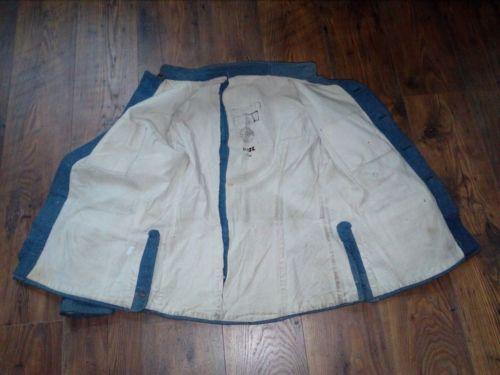 Authentification vareuse et culotte bleu horizon  7a5fb310