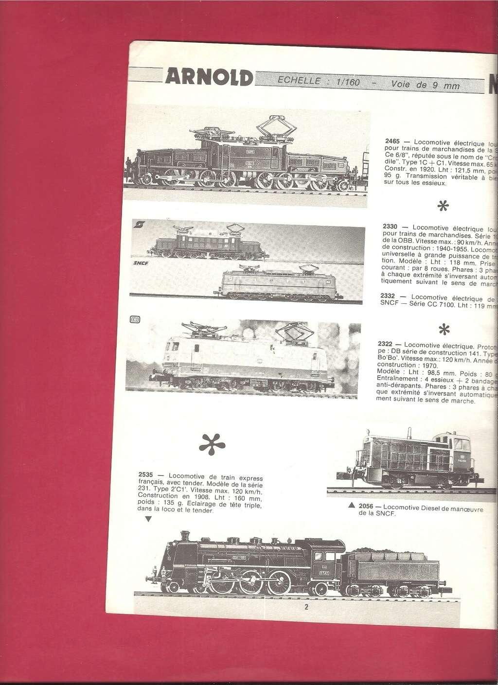 [BABY TRAIN 1979] Catalogue 27ème année 1979 Baby_162