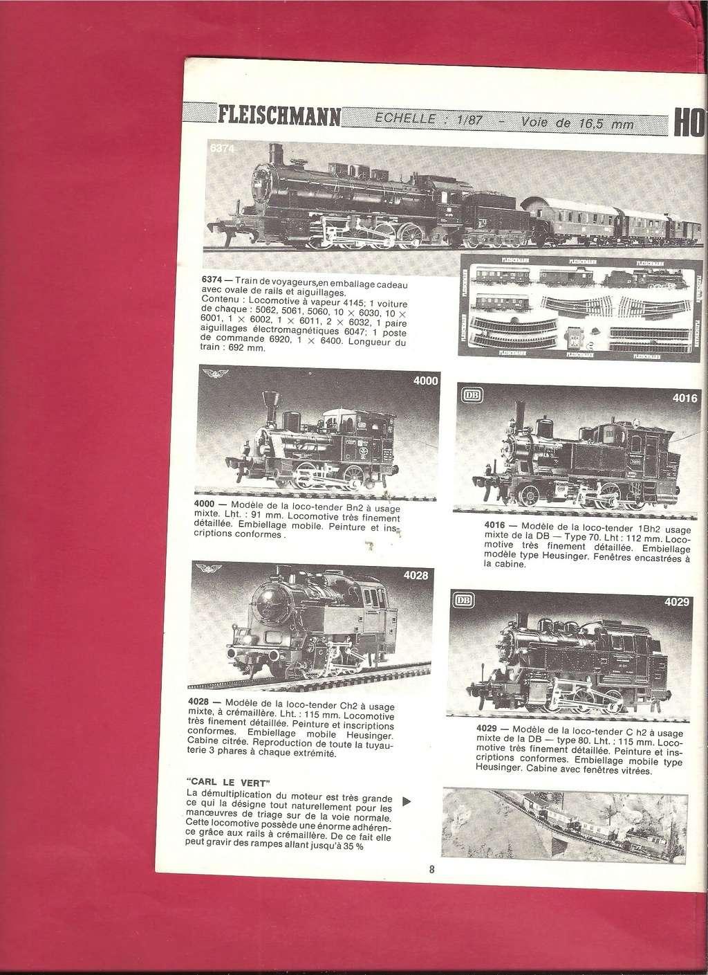 [BABY TRAIN 1979] Catalogue 27ème année 1979 Baby_166