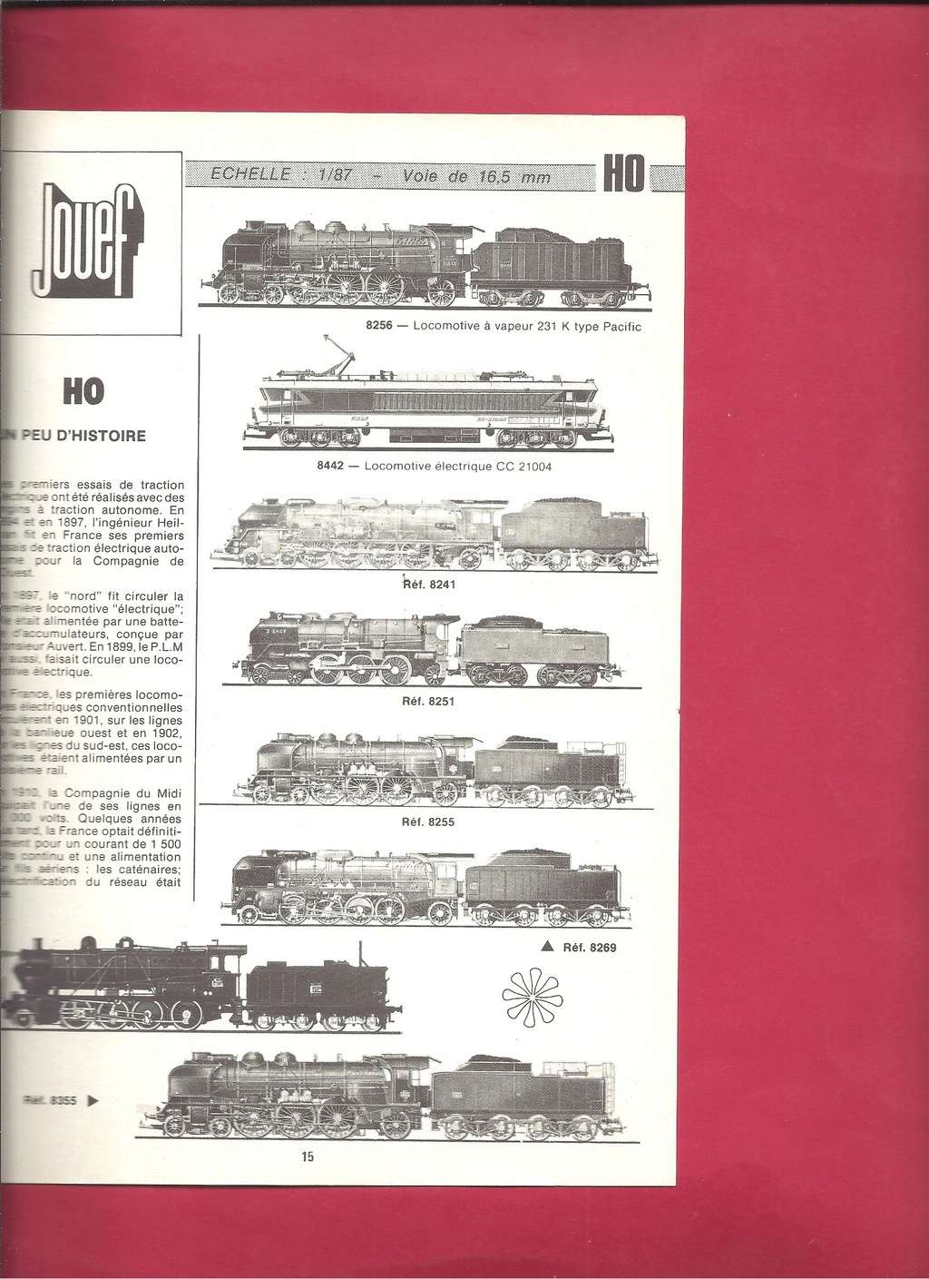 [BABY TRAIN 1979] Catalogue 27ème année 1979 Baby_173
