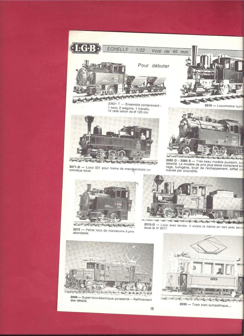 [BABY TRAIN 1979] Catalogue 27ème année 1979 Baby_176