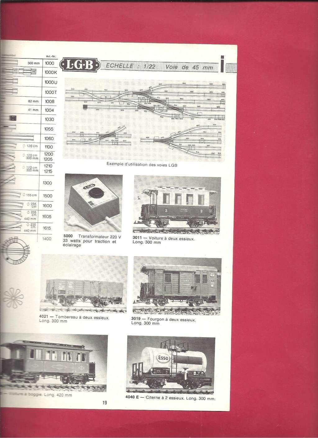 [BABY TRAIN 1979] Catalogue 27ème année 1979 Baby_177