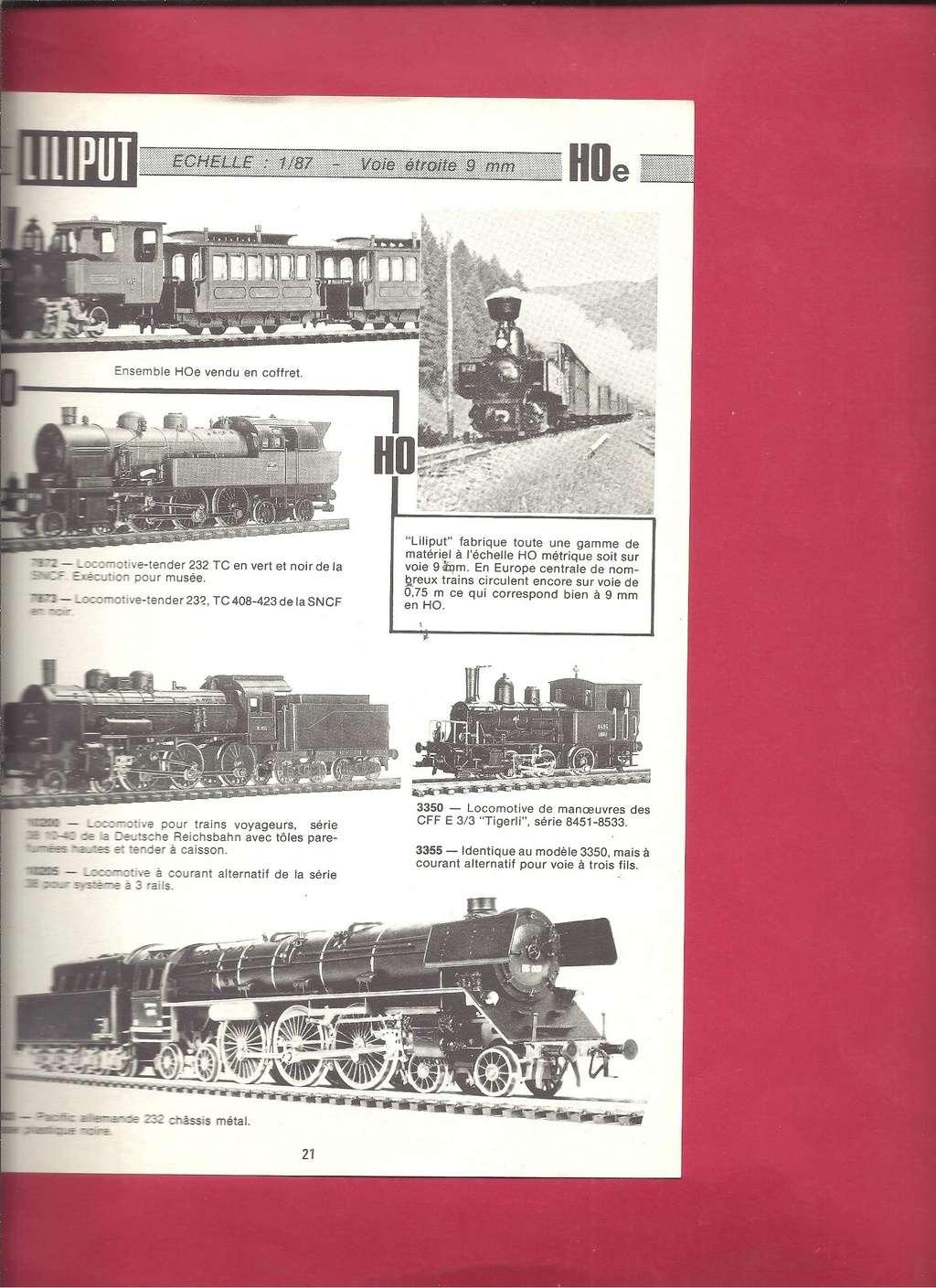 [BABY TRAIN 1979] Catalogue 27ème année 1979 Baby_178