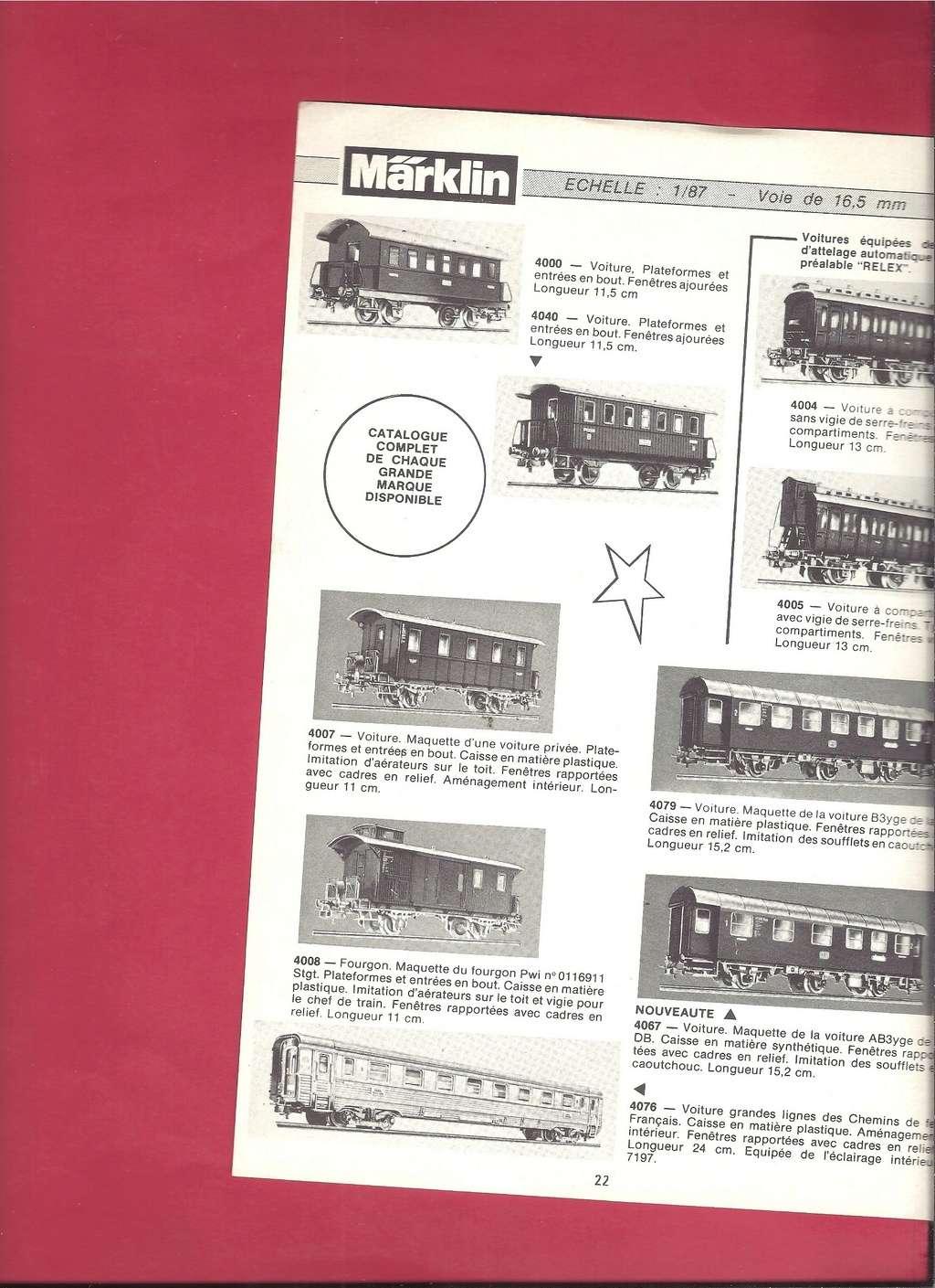 [BABY TRAIN 1979] Catalogue 27ème année 1979 Baby_179