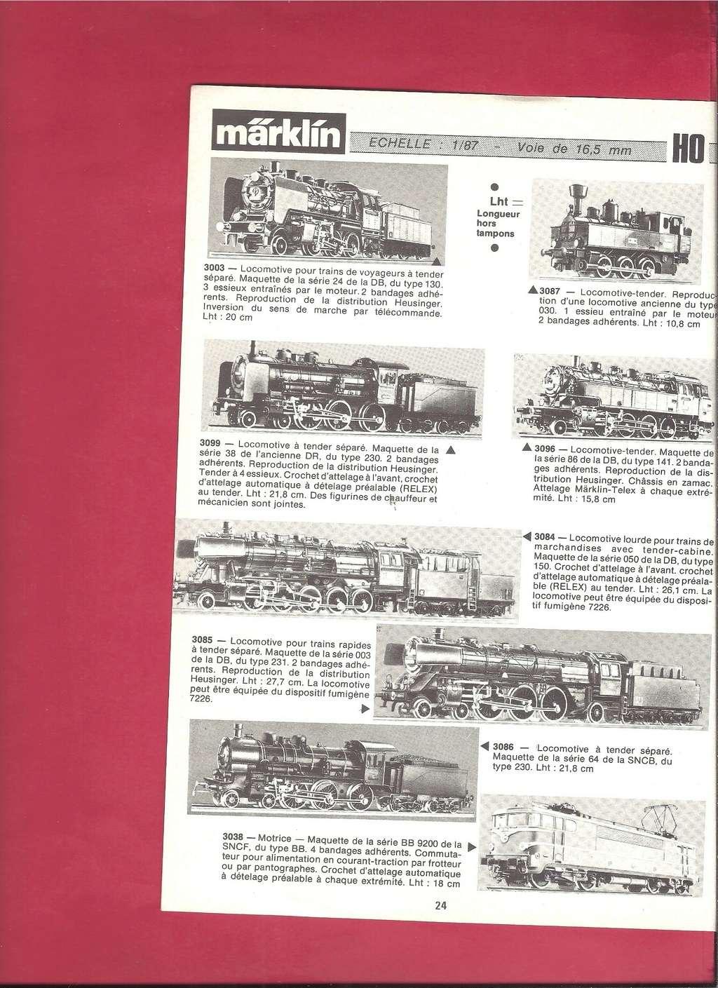 [BABY TRAIN 1979] Catalogue 27ème année 1979 Baby_181