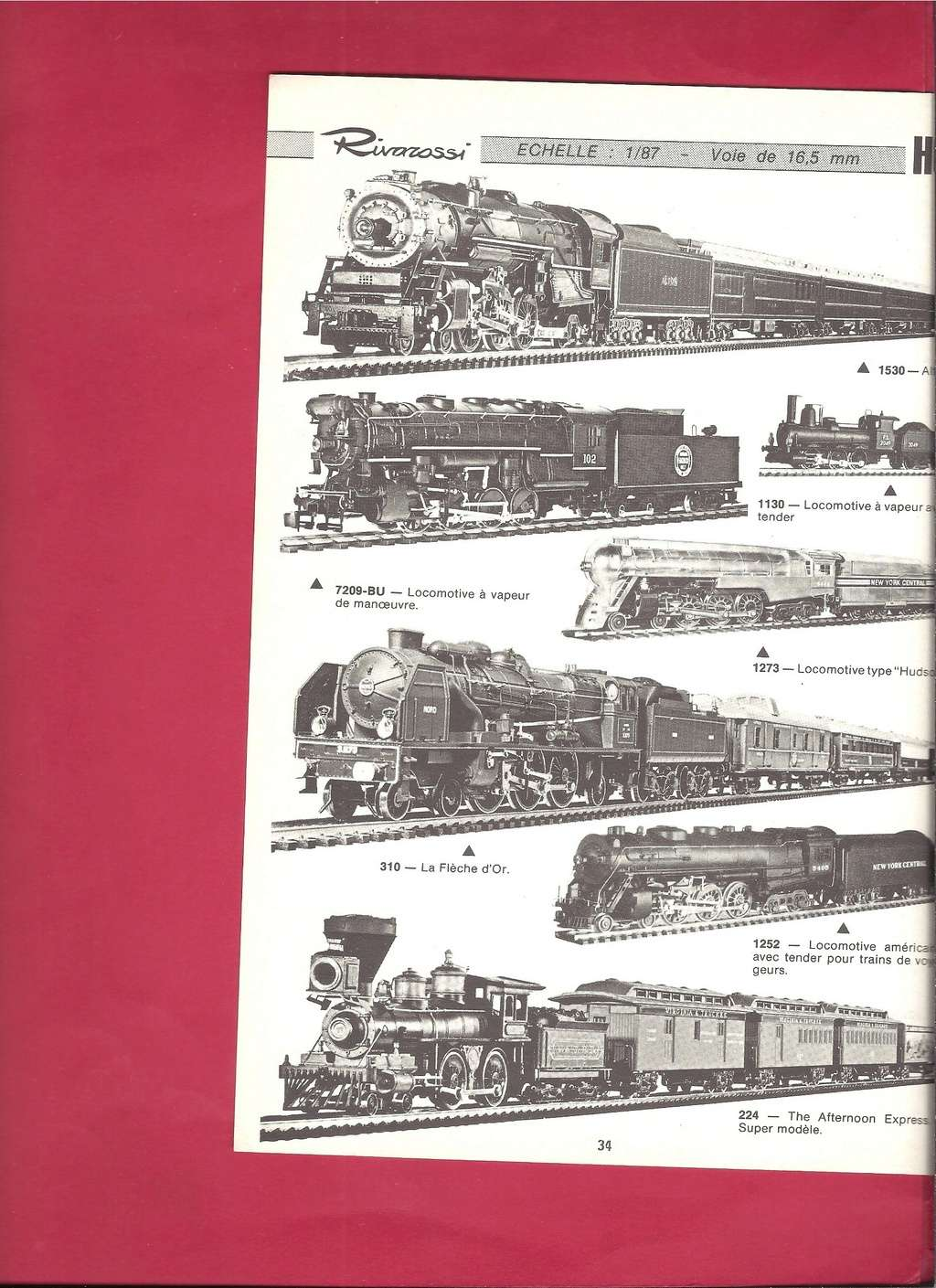 [BABY TRAIN 1979] Catalogue 27ème année 1979 Baby_191
