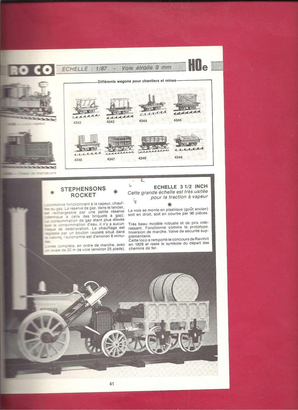 [BABY TRAIN 1979] Catalogue 27ème année 1979 Baby_201