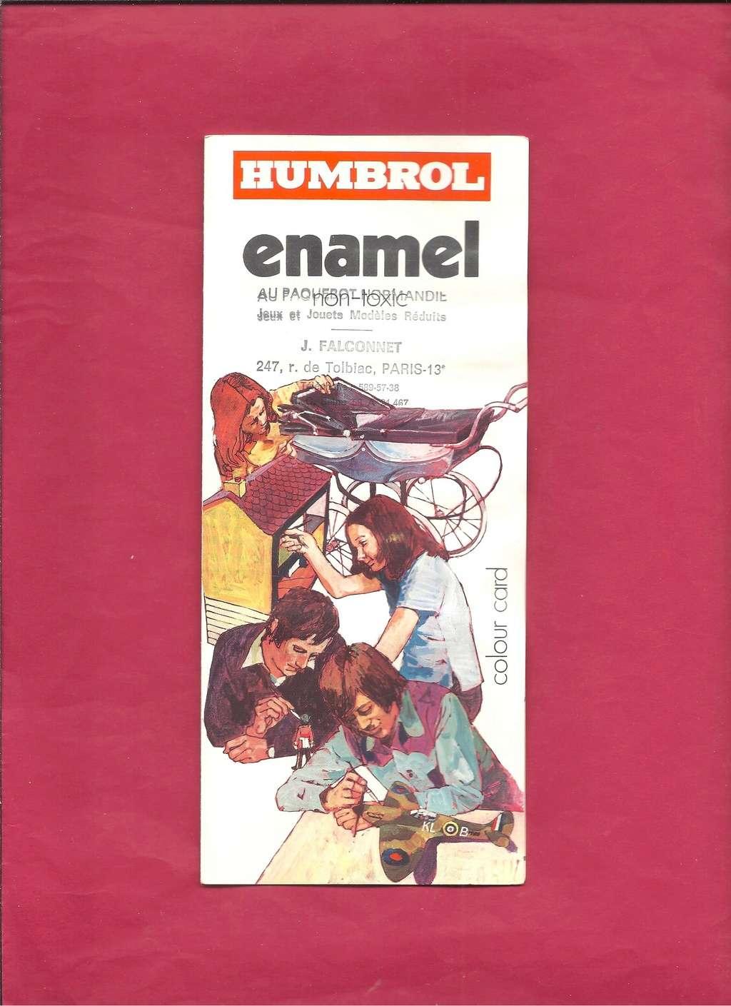 [HUMBROL 1972] Catalogue 1972 Humbro58
