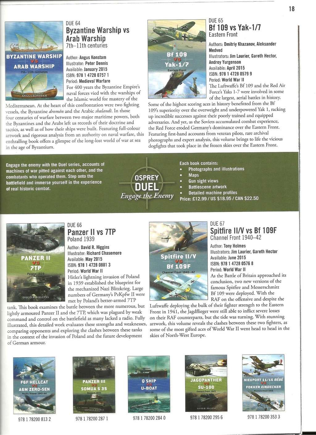 [OSPREY PUBLISHING 2015] Catalogue Janvier-Juin 2015 Osprey71