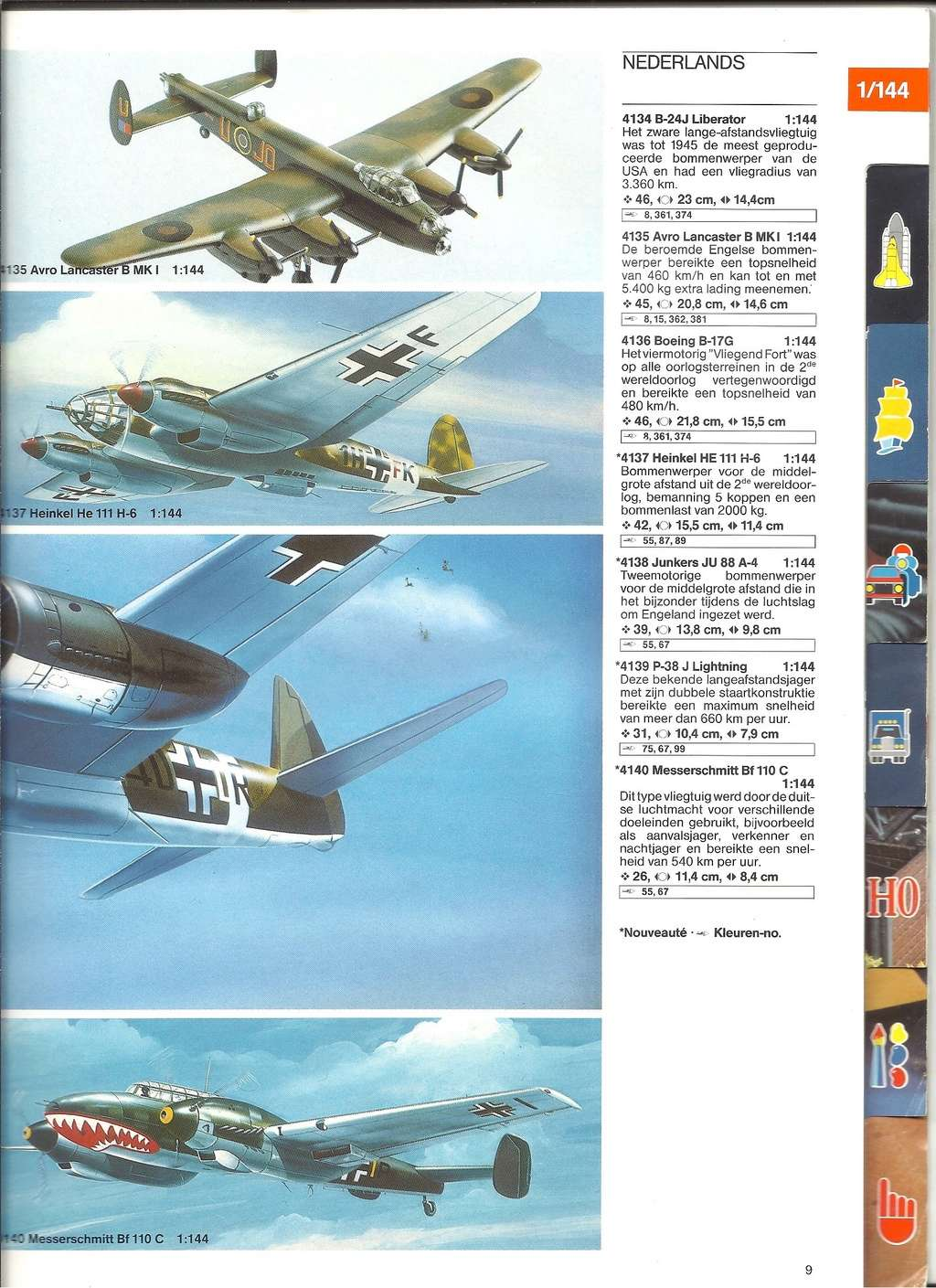 1984 - [REVELL 1984] Catalogue 1984  Revel130