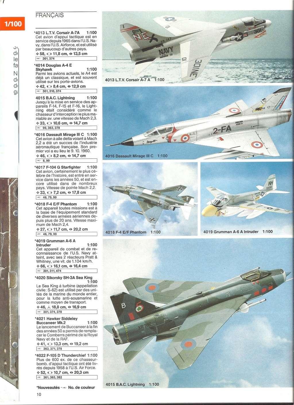 1984 - [REVELL 1984] Catalogue 1984  Revel133