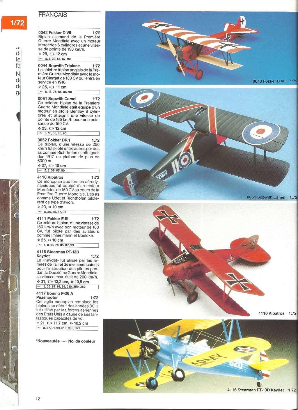 1984 - [REVELL 1984] Catalogue 1984  Revel135