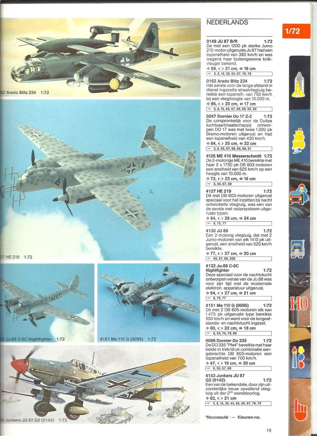 1984 - [REVELL 1984] Catalogue 1984  Revel142