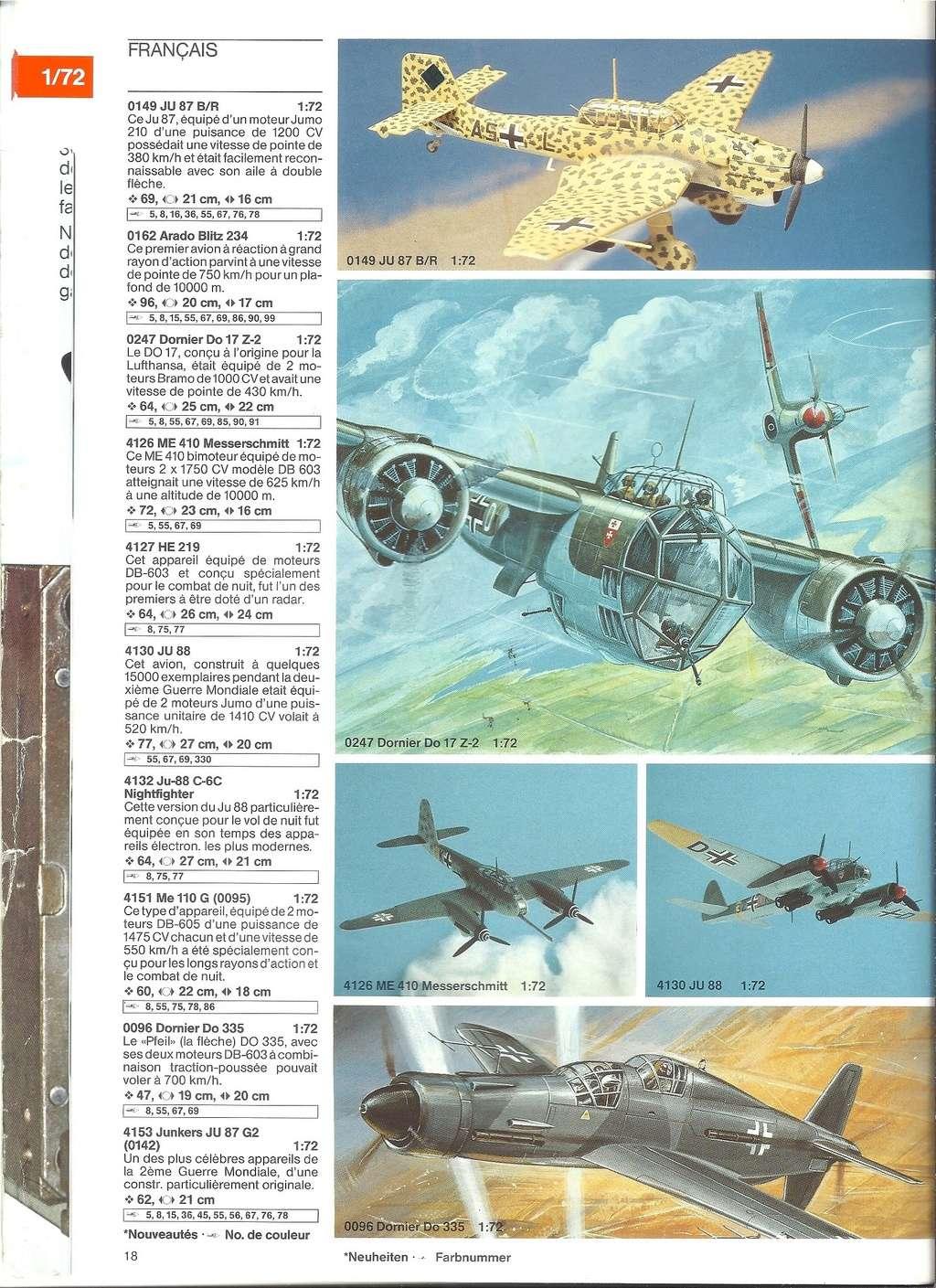 1984 - [REVELL 1984] Catalogue 1984  Revel143