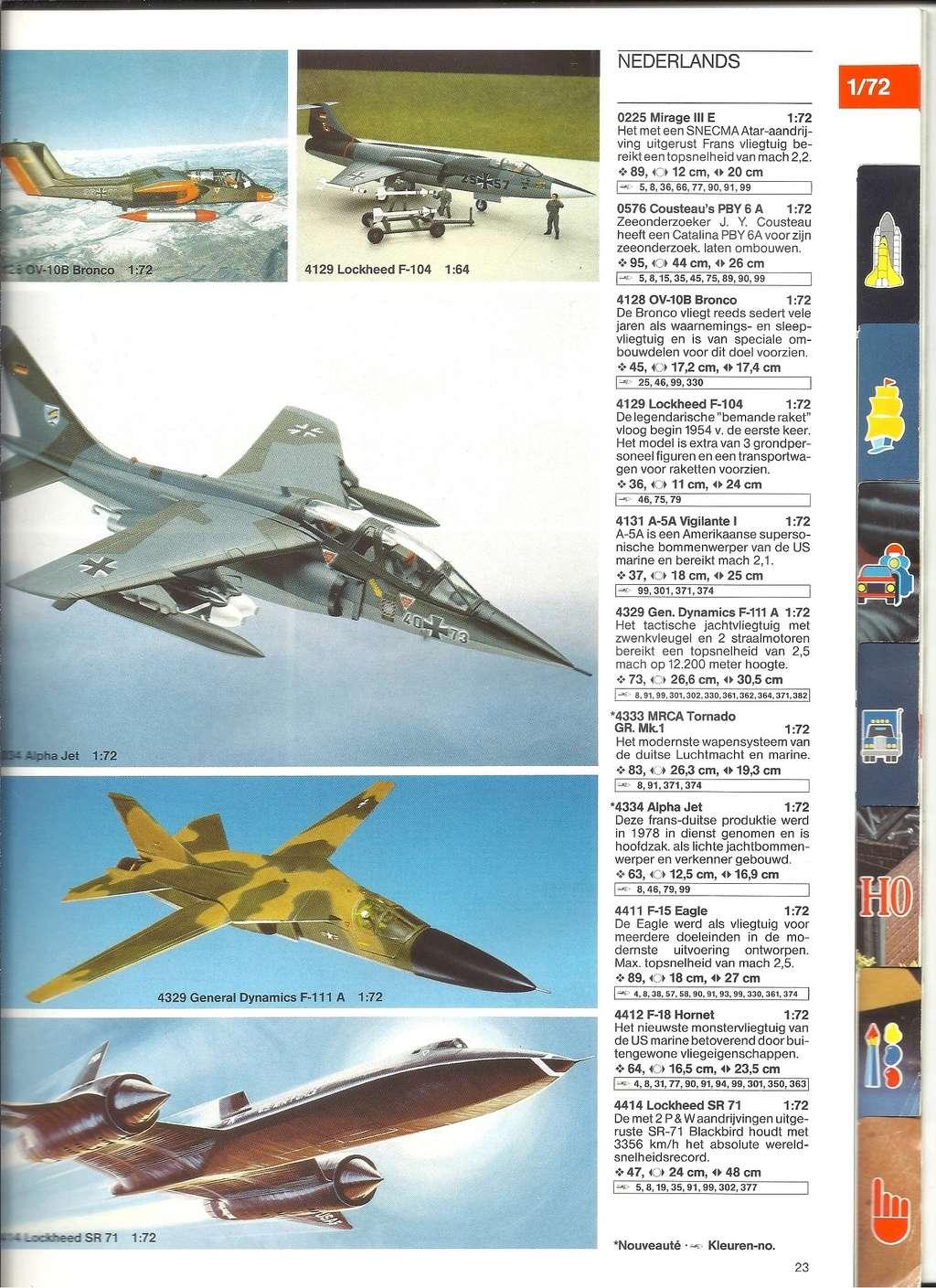 1984 - [REVELL 1984] Catalogue 1984  Revel144