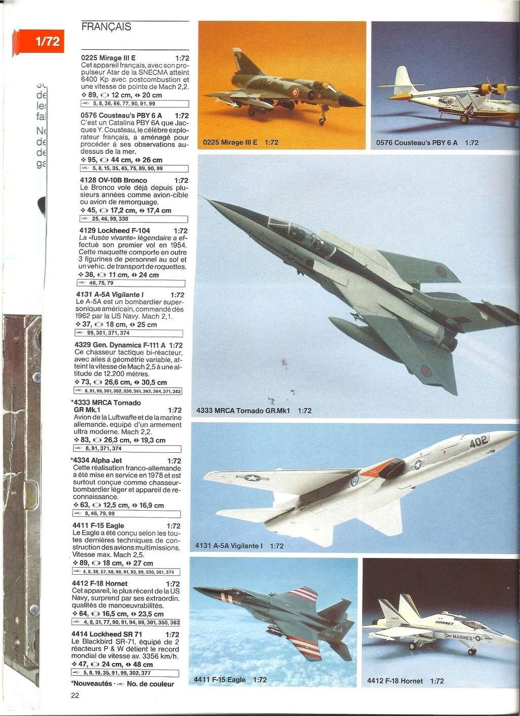 1984 - [REVELL 1984] Catalogue 1984  Revel145