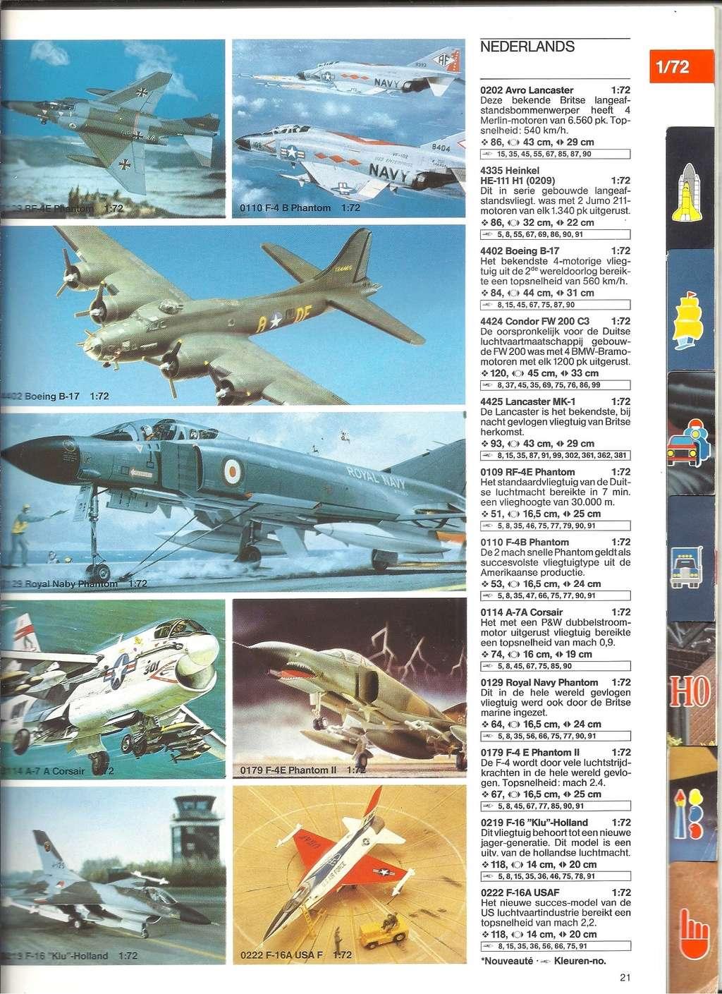 1984 - [REVELL 1984] Catalogue 1984  Revel146