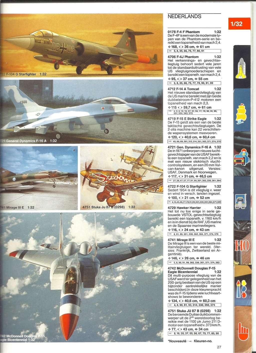 1984 - [REVELL 1984] Catalogue 1984  Revel147