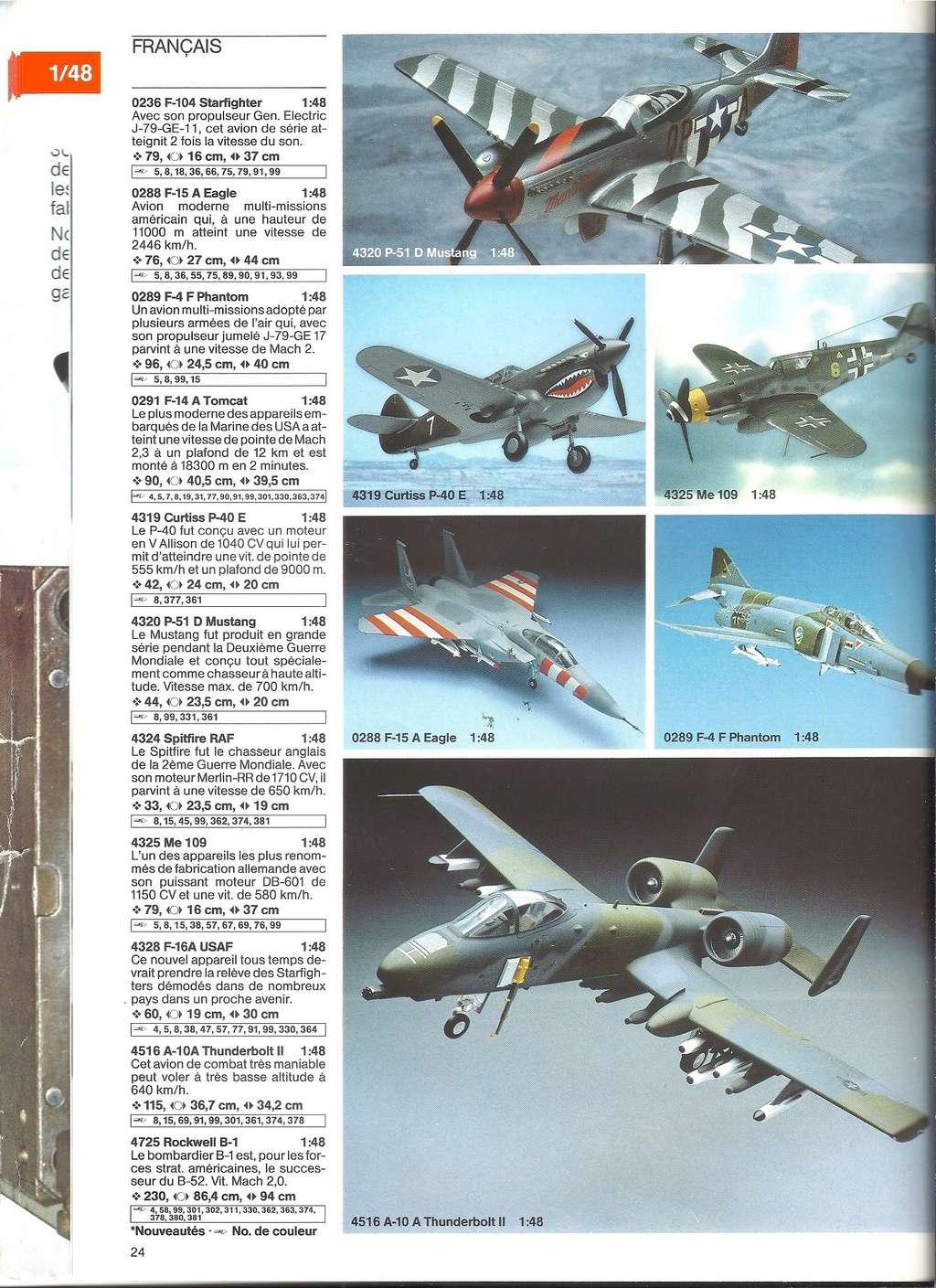 1984 - [REVELL 1984] Catalogue 1984  Revel150