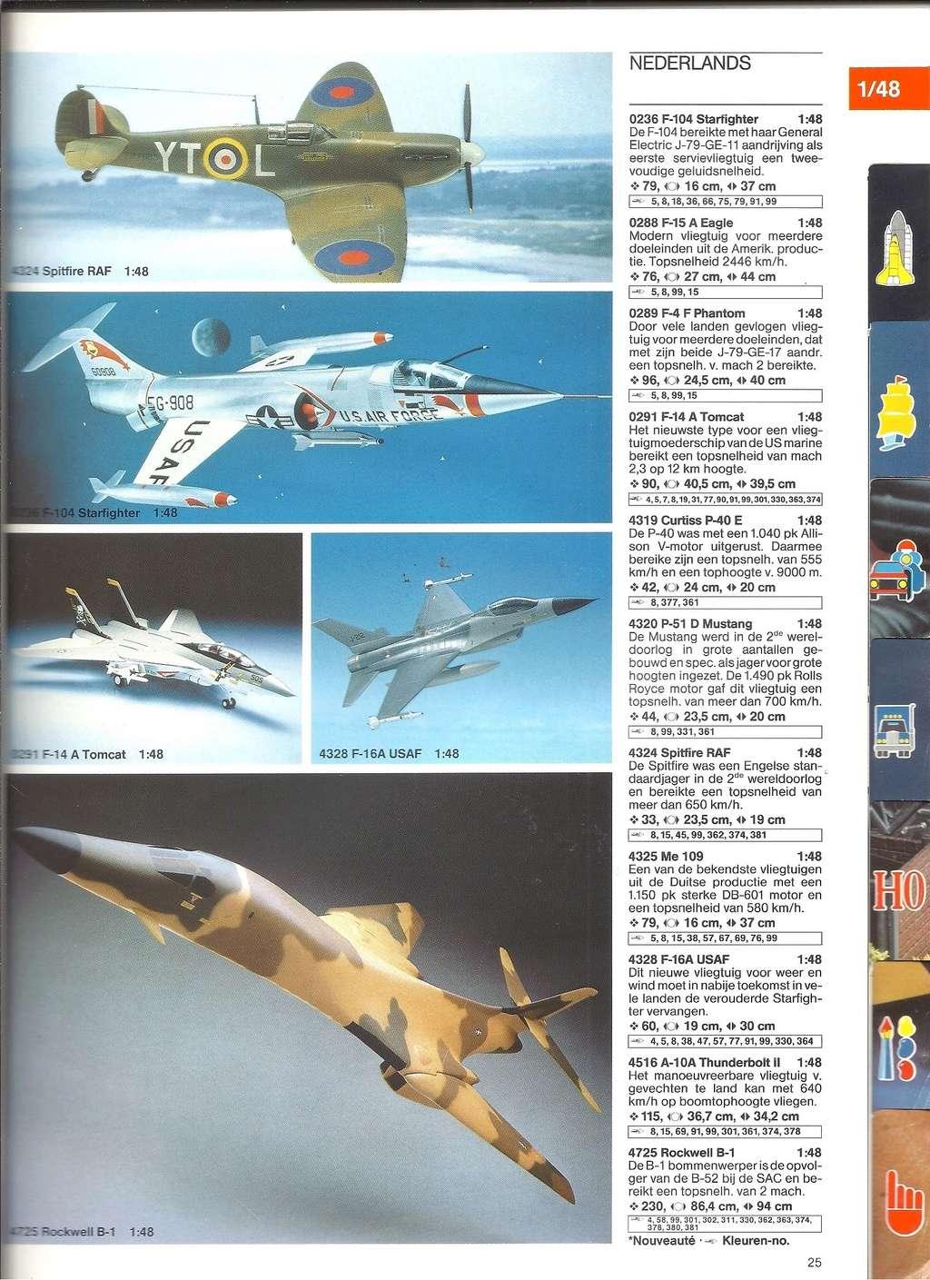 1984 - [REVELL 1984] Catalogue 1984  Revel151