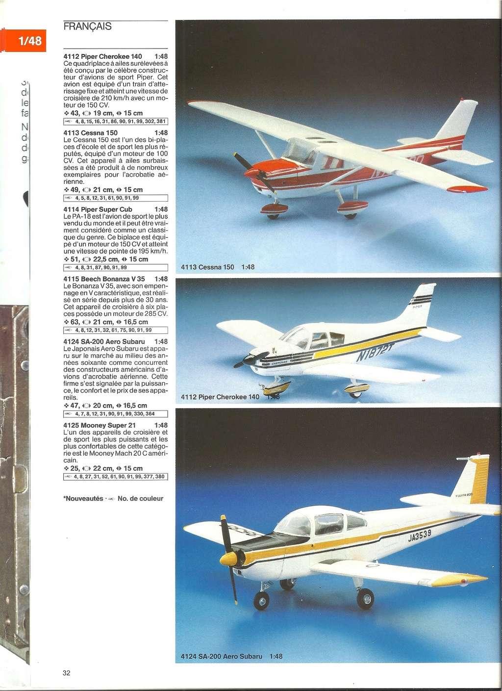 1984 - [REVELL 1984] Catalogue 1984  Revel153