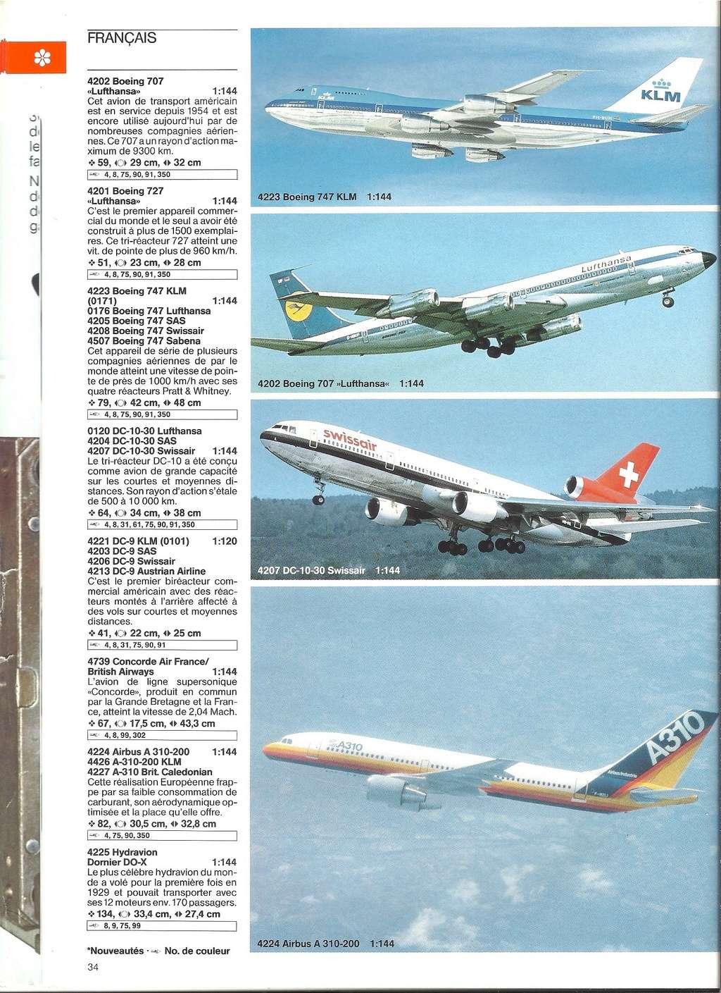 1984 - [REVELL 1984] Catalogue 1984  Revel158