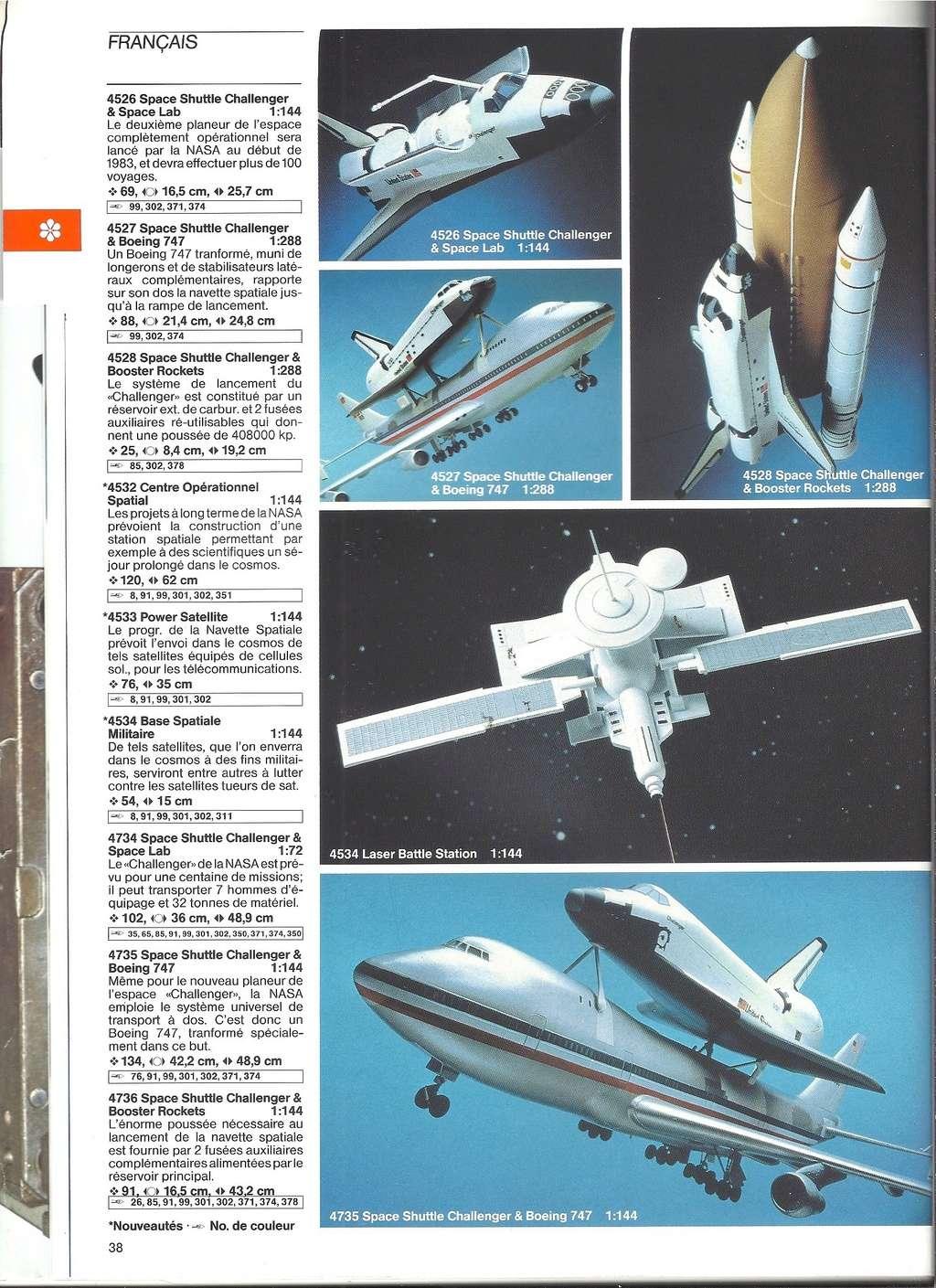 1984 - [REVELL 1984] Catalogue 1984  Revel160