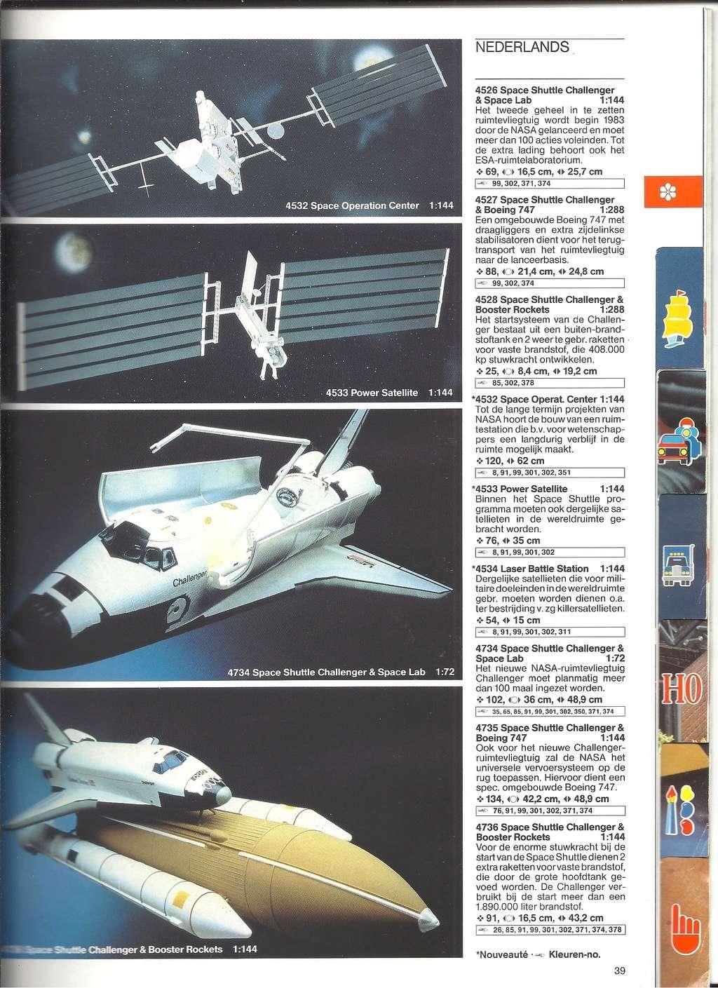 1984 - [REVELL 1984] Catalogue 1984  Revel162