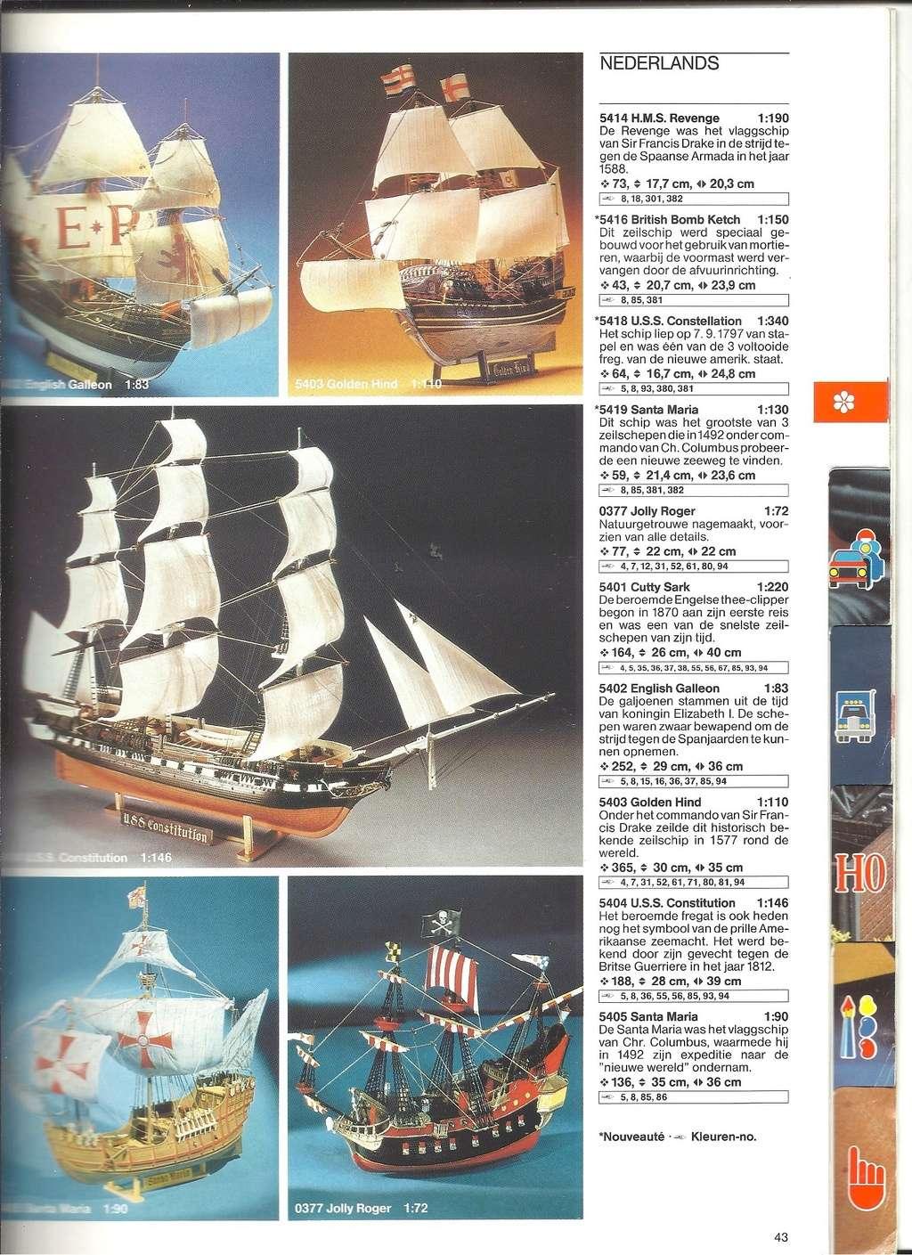 1984 - [REVELL 1984] Catalogue 1984  Revel165