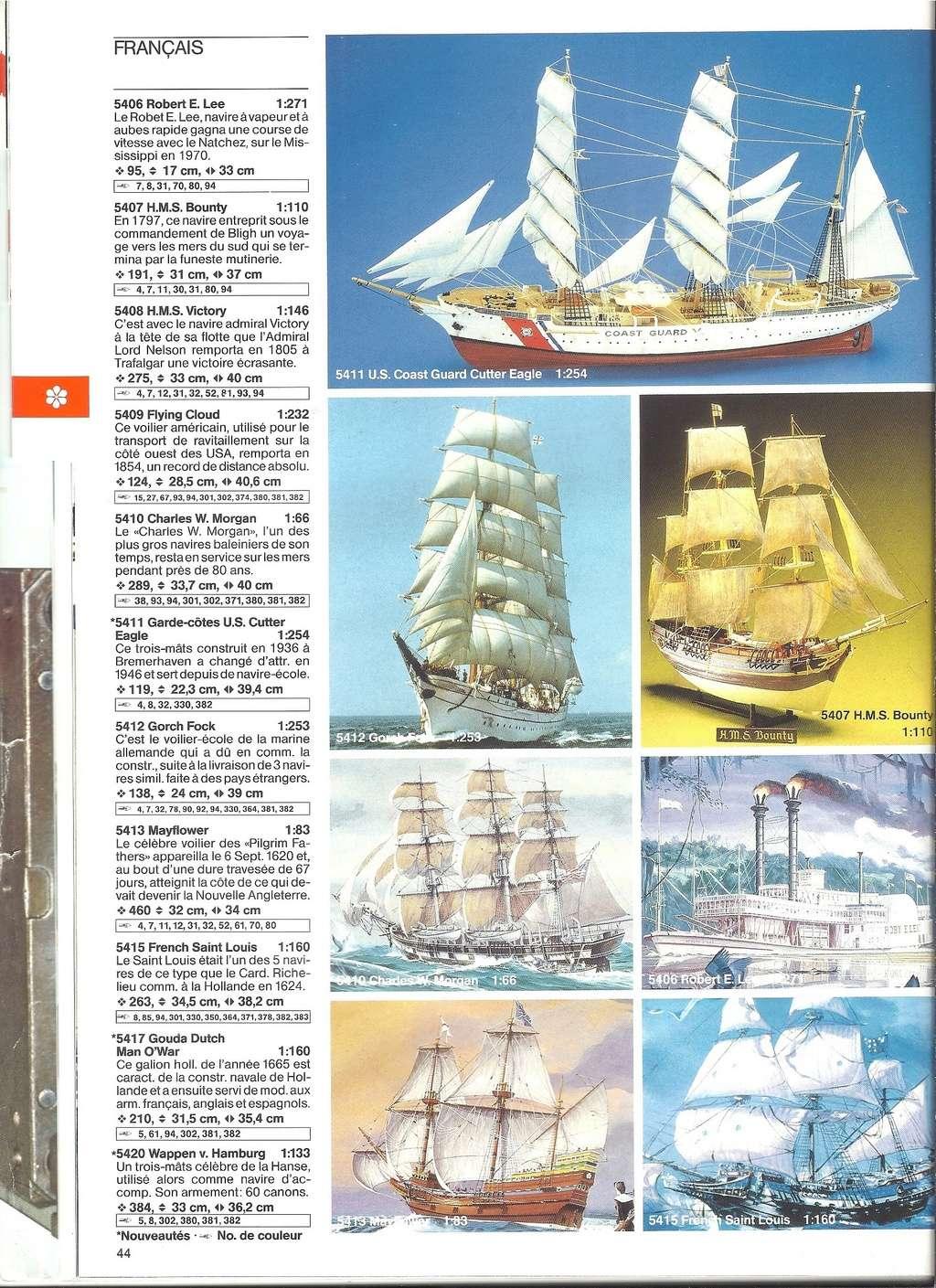 1984 - [REVELL 1984] Catalogue 1984  Revel167