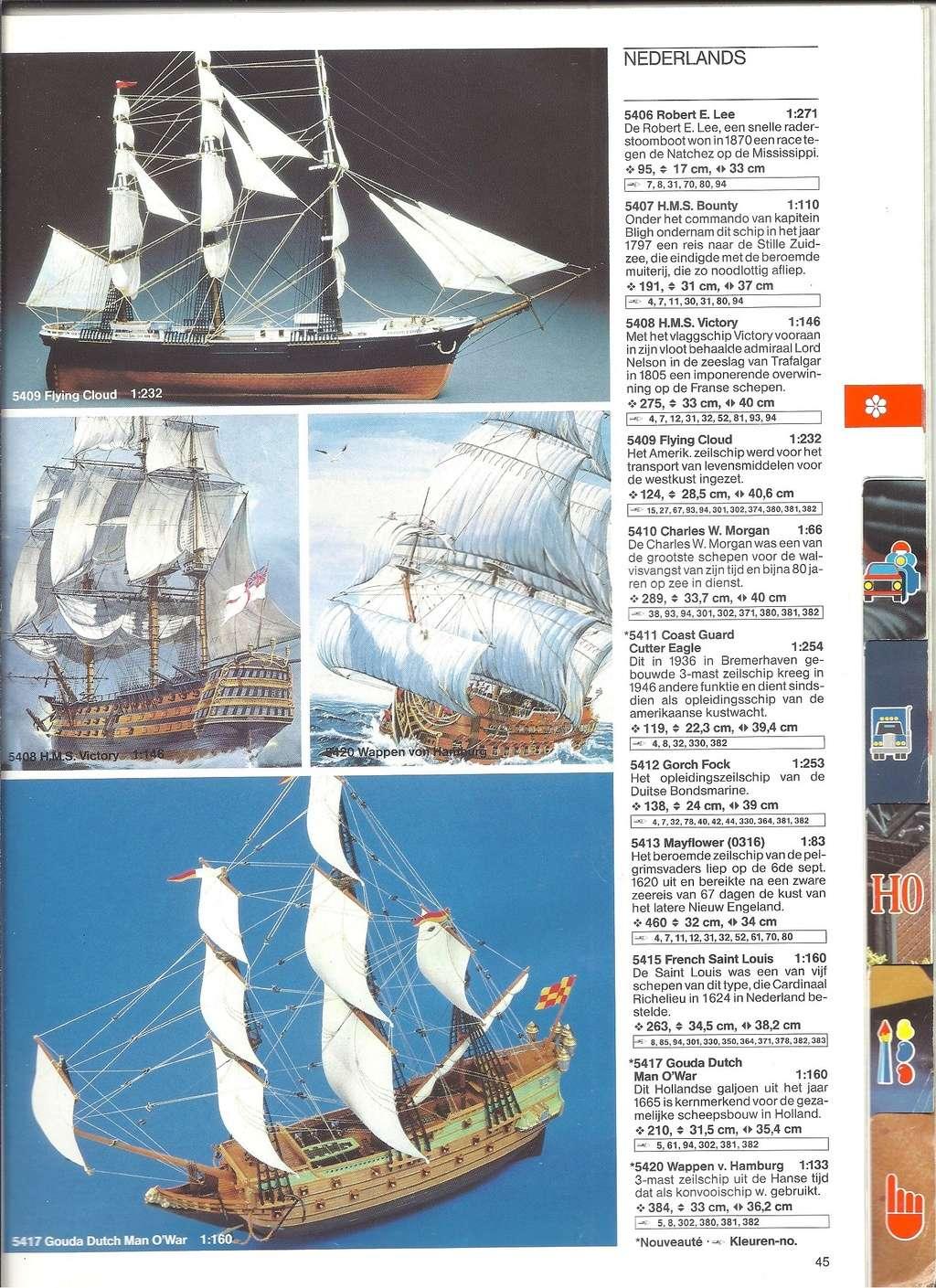 1984 - [REVELL 1984] Catalogue 1984  Revel168