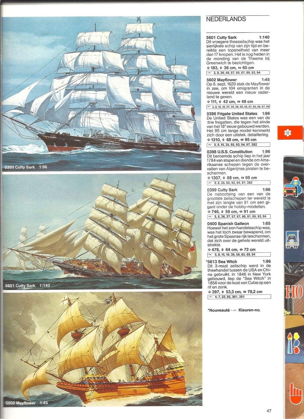 1984 - [REVELL 1984] Catalogue 1984  Revel169