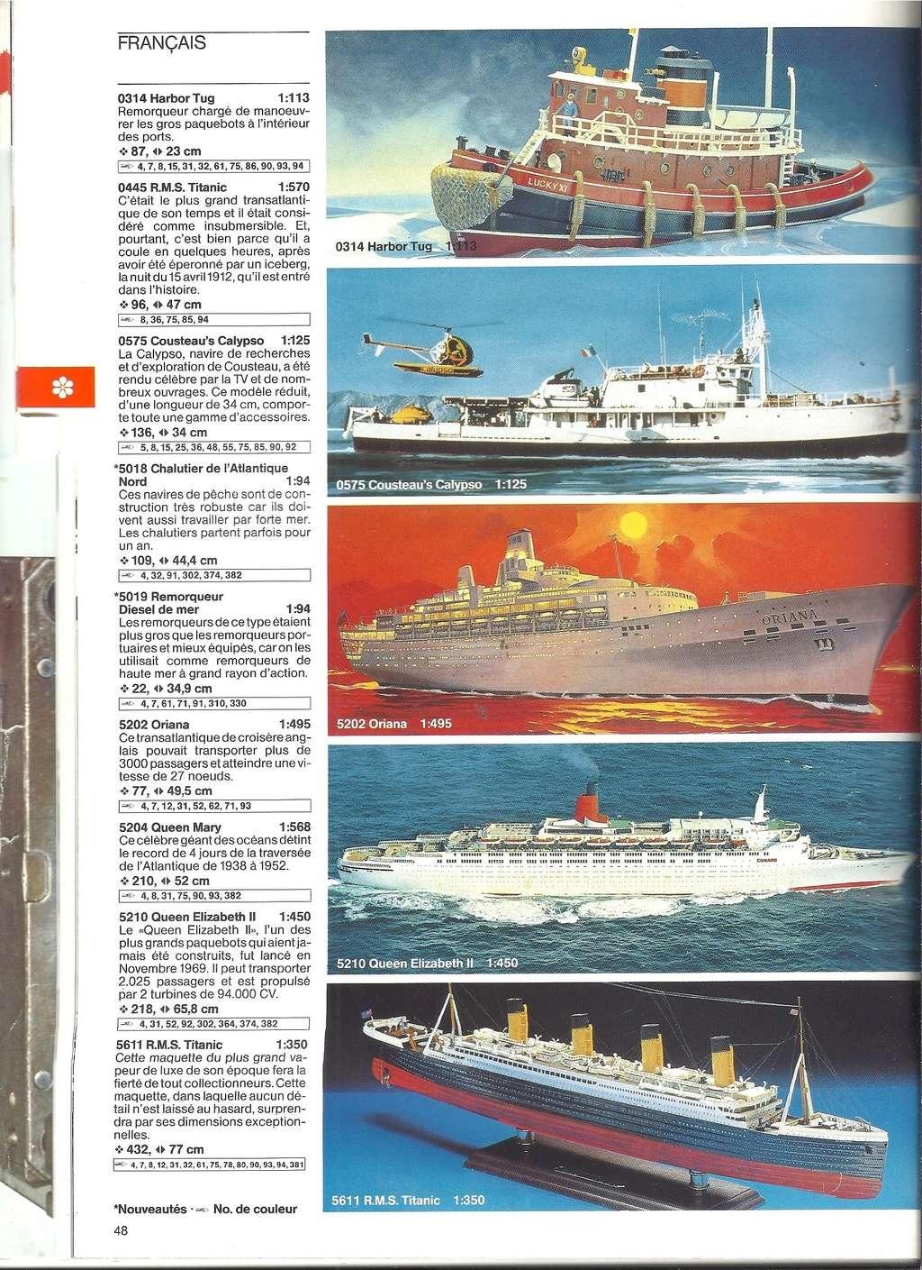 1984 - [REVELL 1984] Catalogue 1984  Revel171