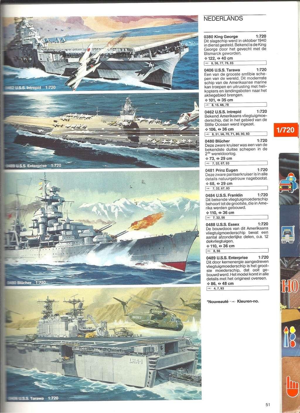 1984 - [REVELL 1984] Catalogue 1984  Revel173
