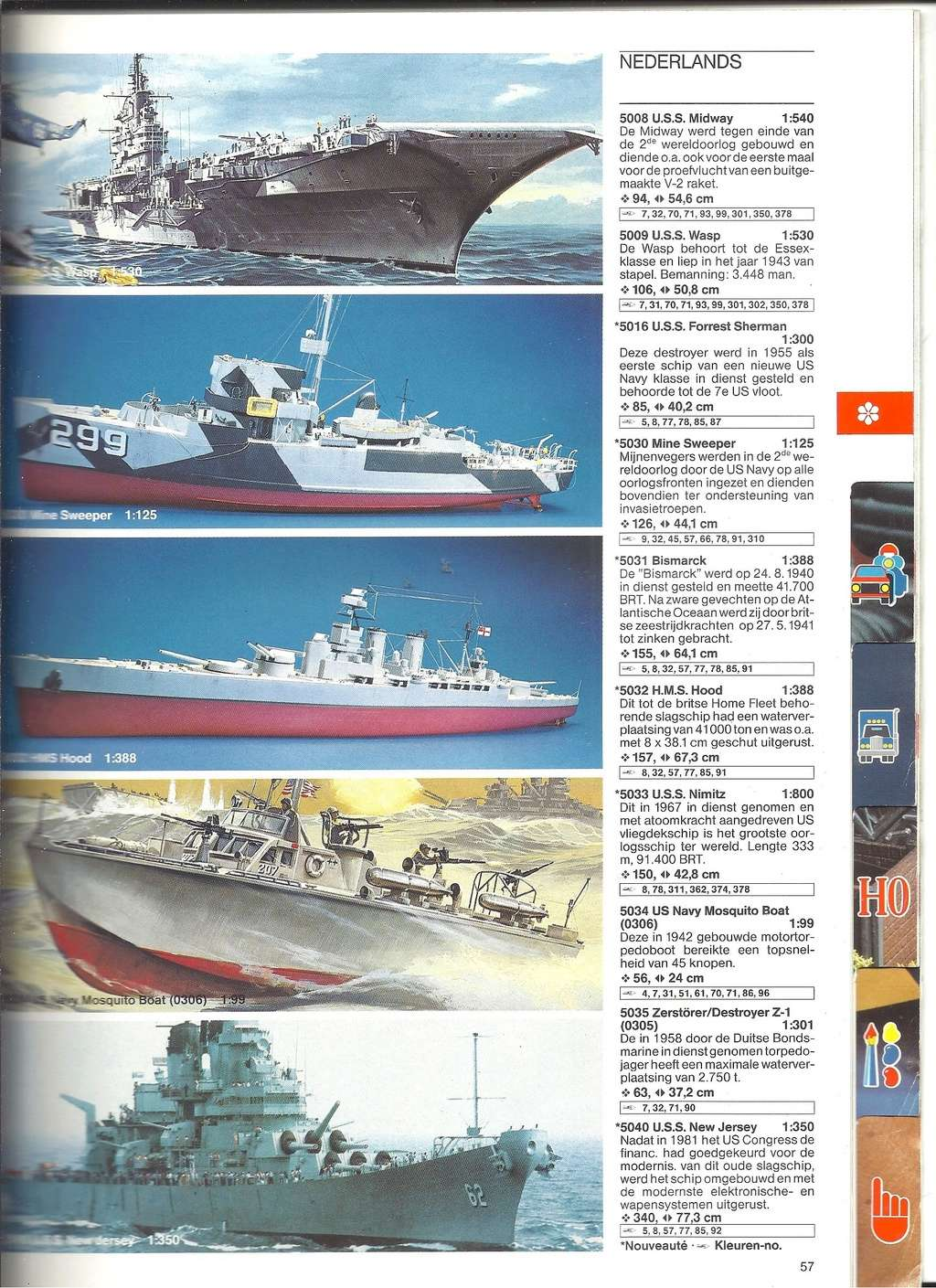 1984 - [REVELL 1984] Catalogue 1984  Revel177