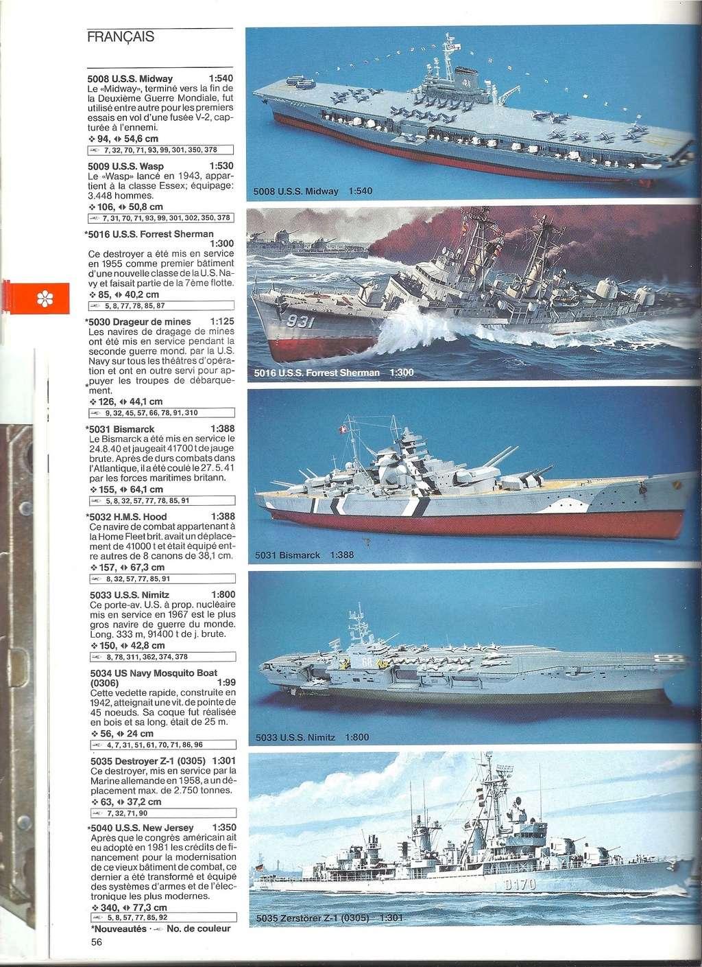 1984 - [REVELL 1984] Catalogue 1984  Revel178