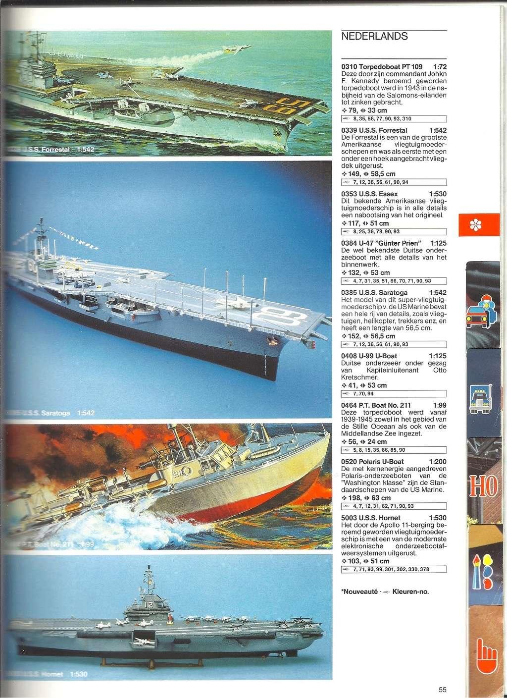 1984 - [REVELL 1984] Catalogue 1984  Revel179